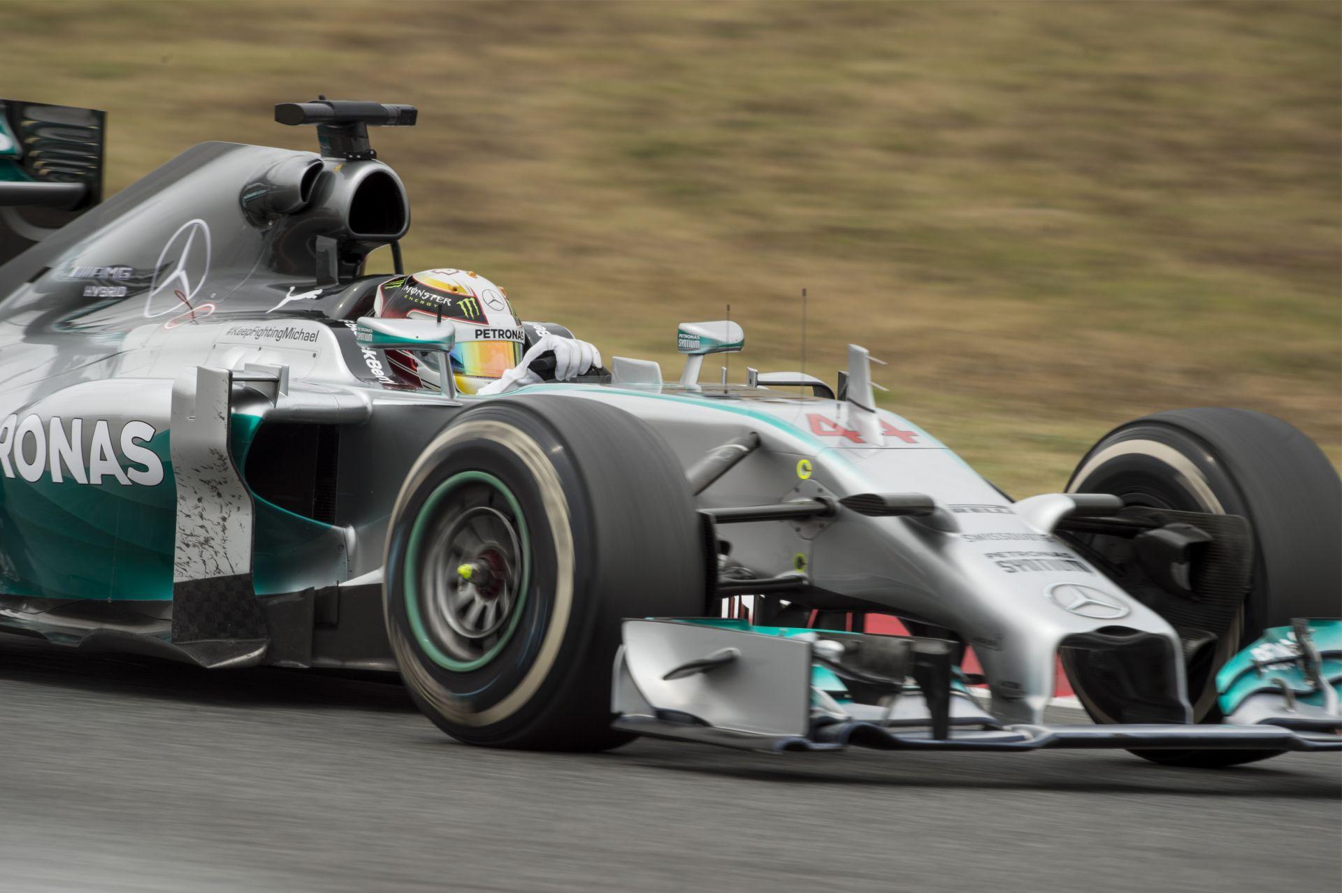 Levezető kör: Massa mindig magyarázkodik, Button akár vissza is vonulhat, Maldonado KO! A Mercedes alázza a Forma-1-et!