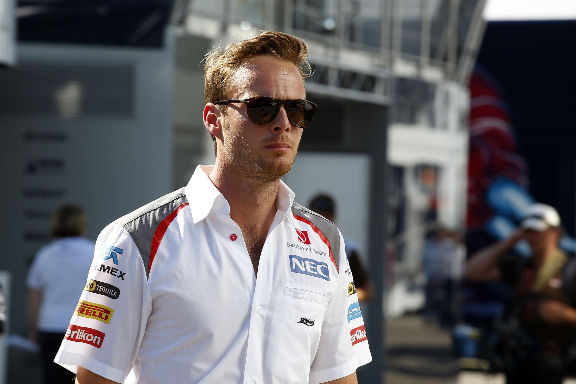 Hivatalos: Van der Garde és a Sauber közös megegyezéssel szerződést bontott egymással! Vége a holland F1-es karrierjének