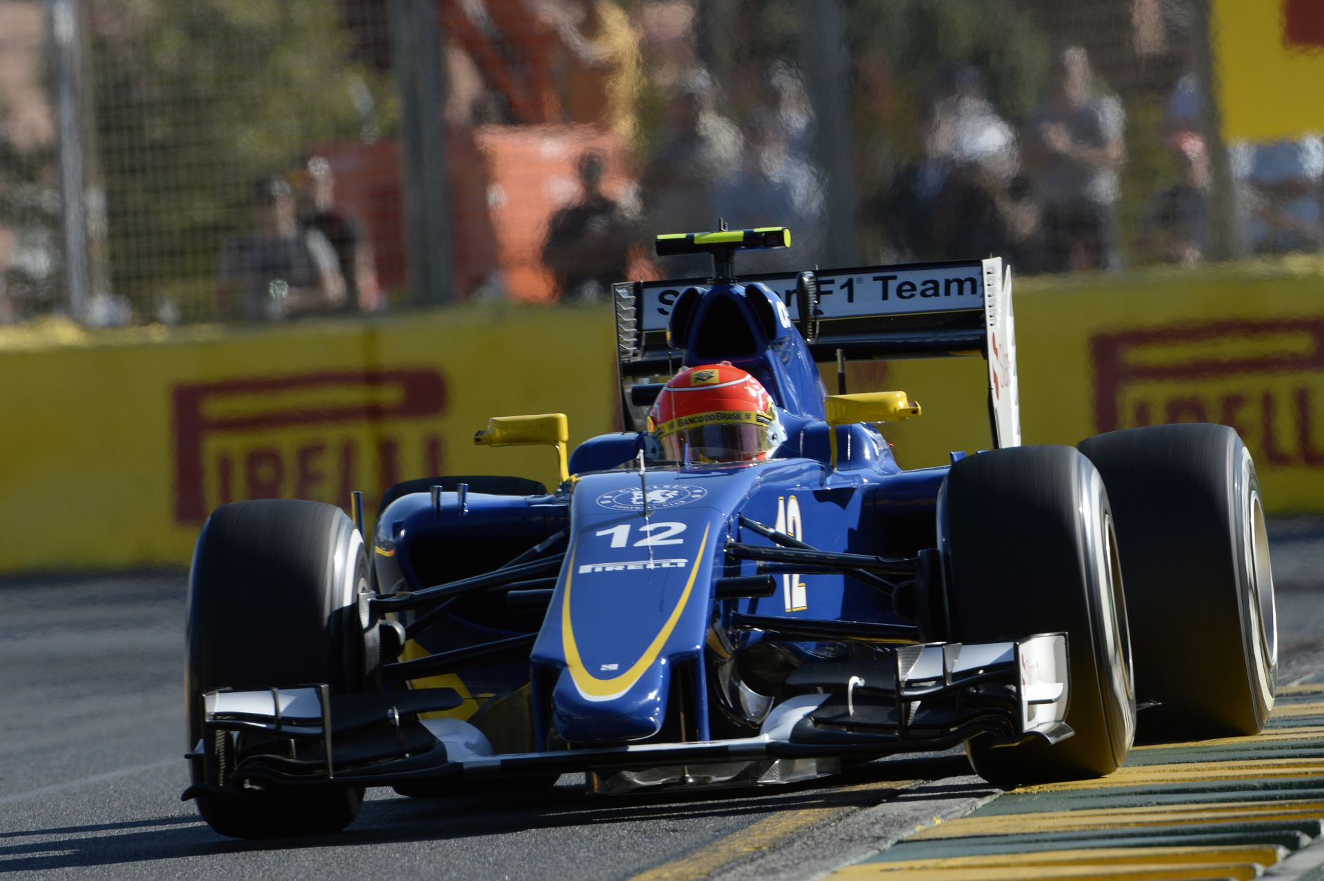 A Sauber meglepődött Giedo van der Garde kijelentésén