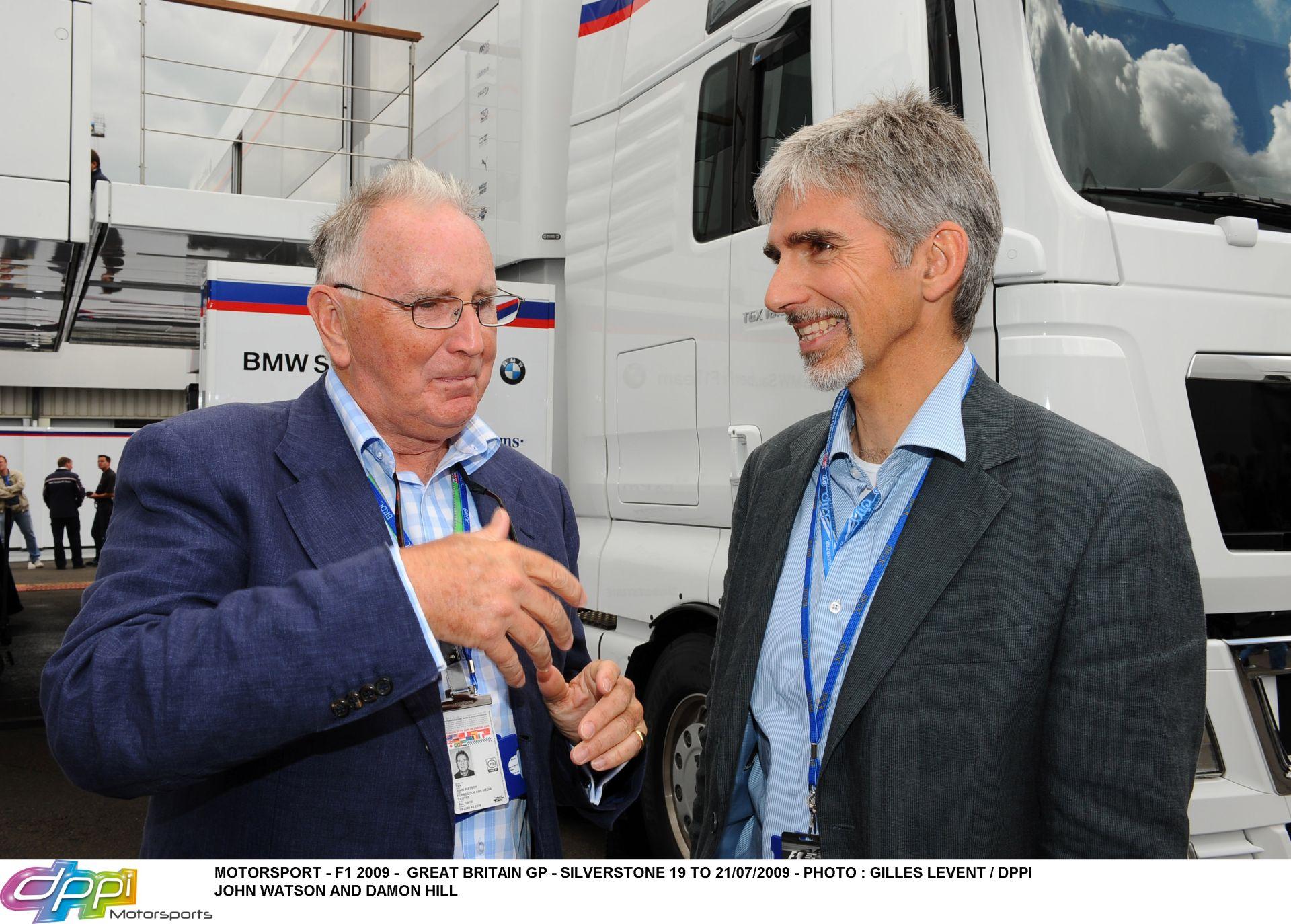 John Watson: Az F1-nek komoly problémája van, de homokba dugja a fejét