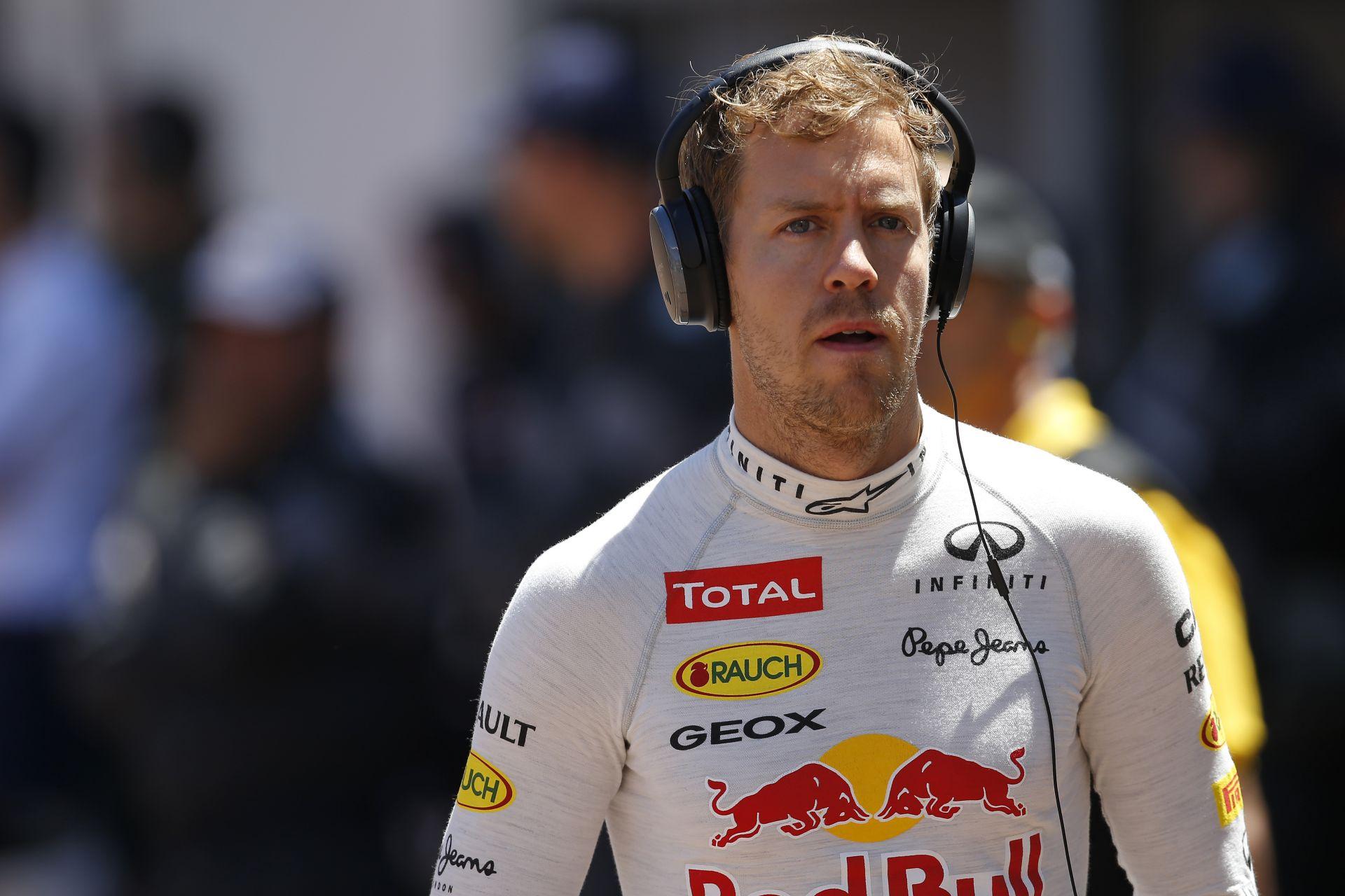 Hivatalos: Új sebességváltót kapott Vettel, de nem kap büntetést