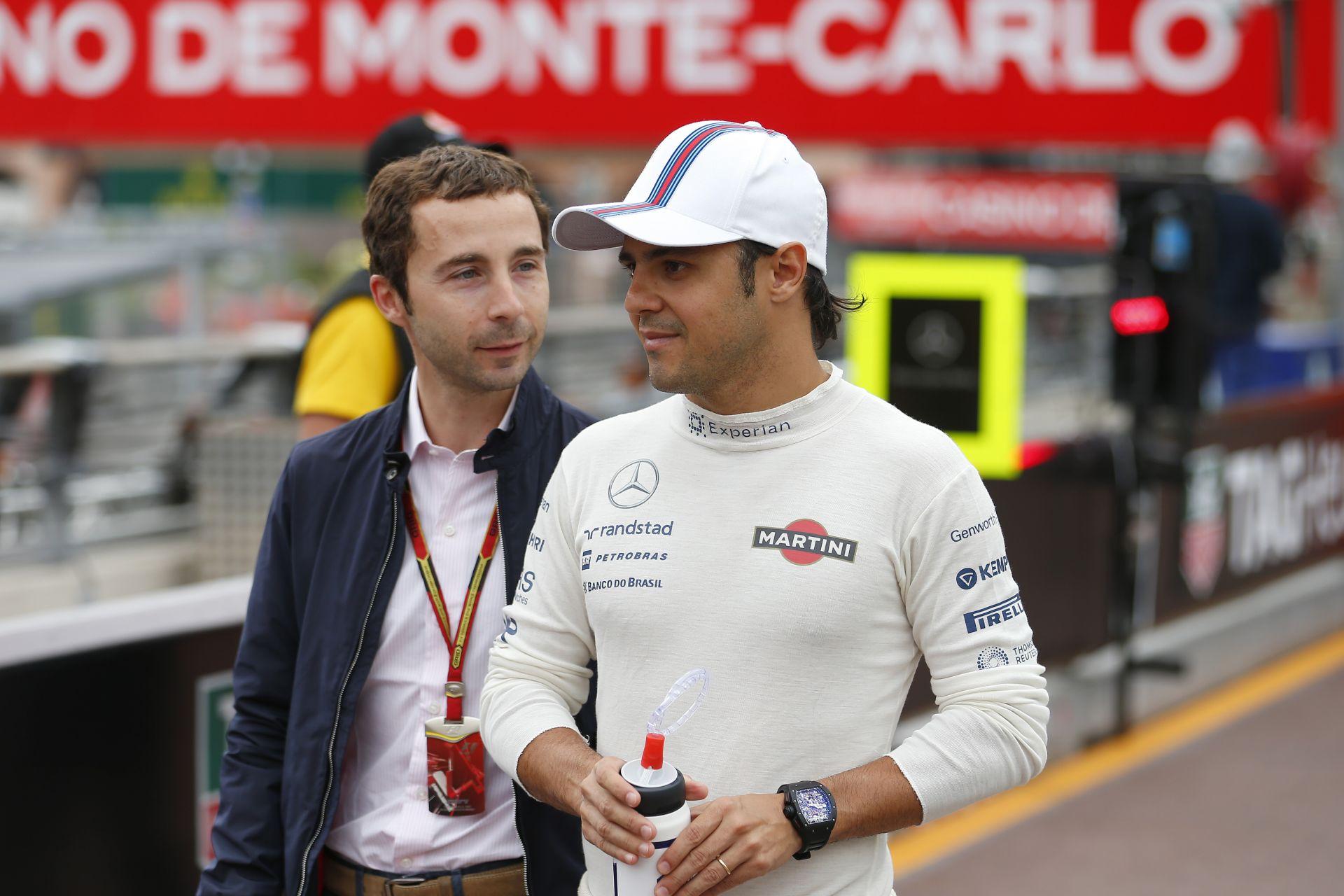 Massa: Örülök, hogy a Ferrari már nem akart engem! A Williamsnél tisztelnek!