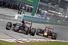 Kellemetlen: A 17 éves Verstappen beszúrja a Toro Rossót a bajnok Red Bull elé