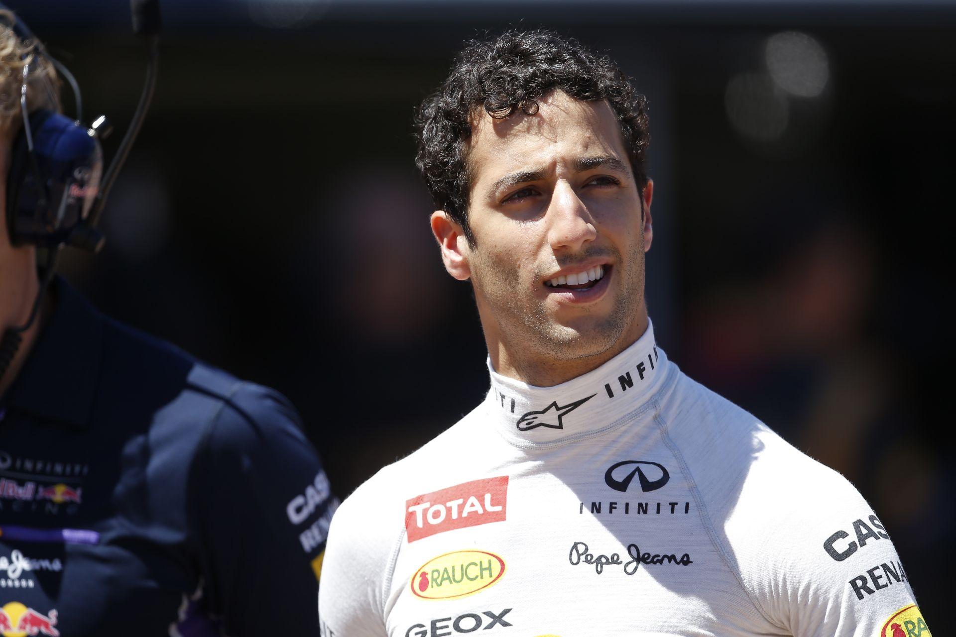 Ricciardo titka a stressz mentes gondolkodás, és a pozitív hozzáállás