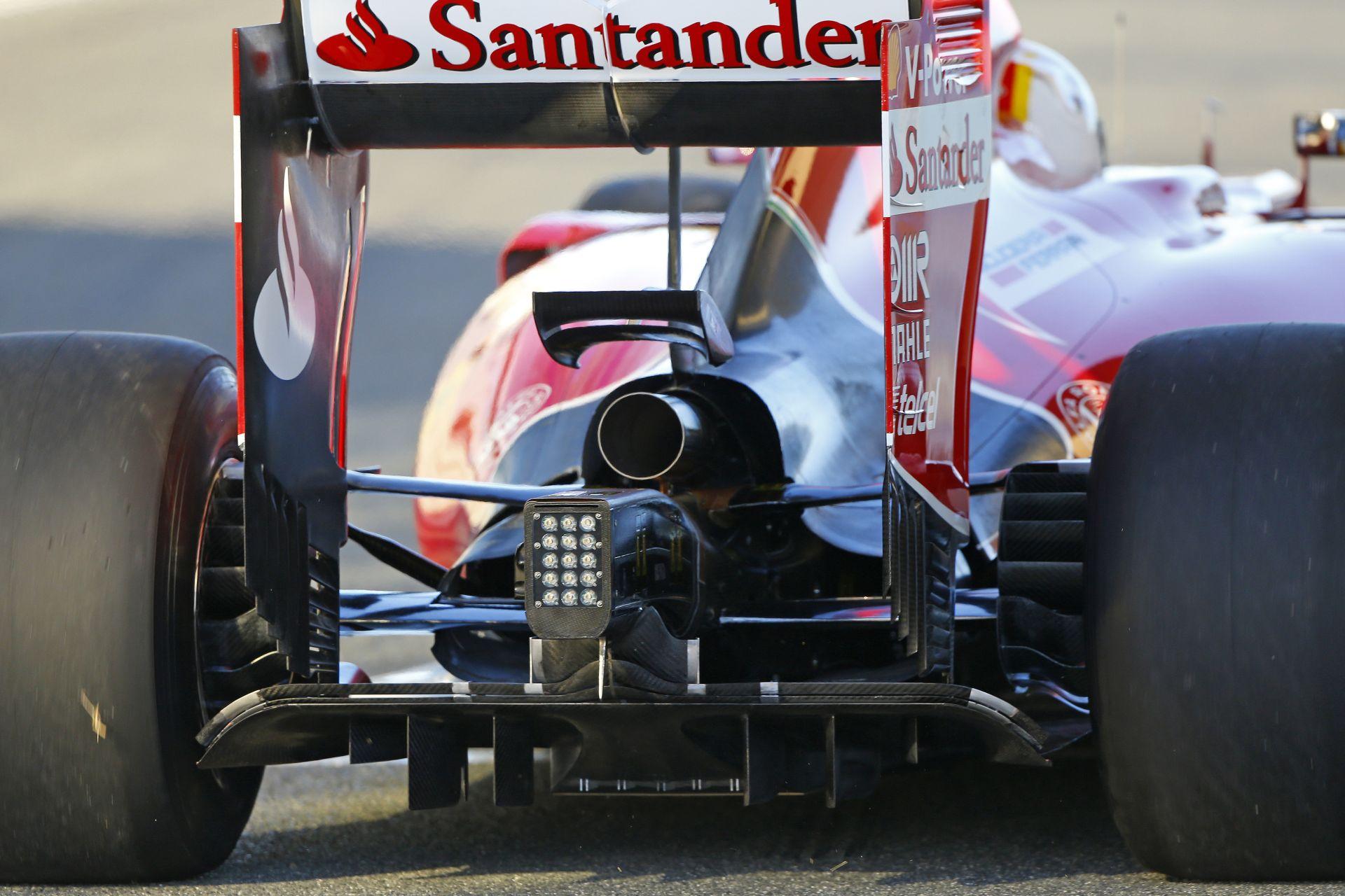 Sebastian Vettel a Ferrarival: Videós összeállítás Jerezből