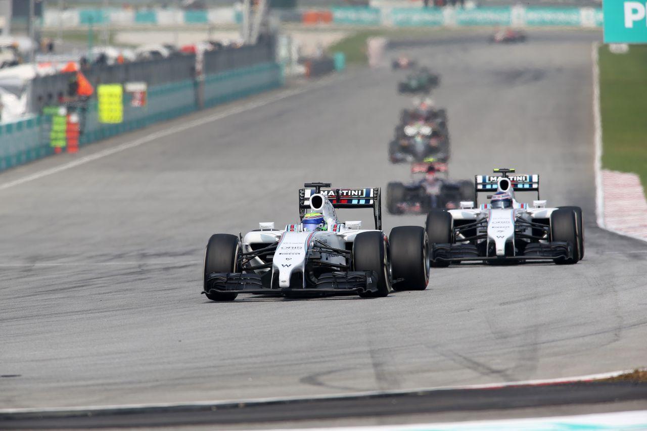 Massát a Williams fizeti, követnie kell az utasításokat: Hakkinen szerint minden egyértelmű