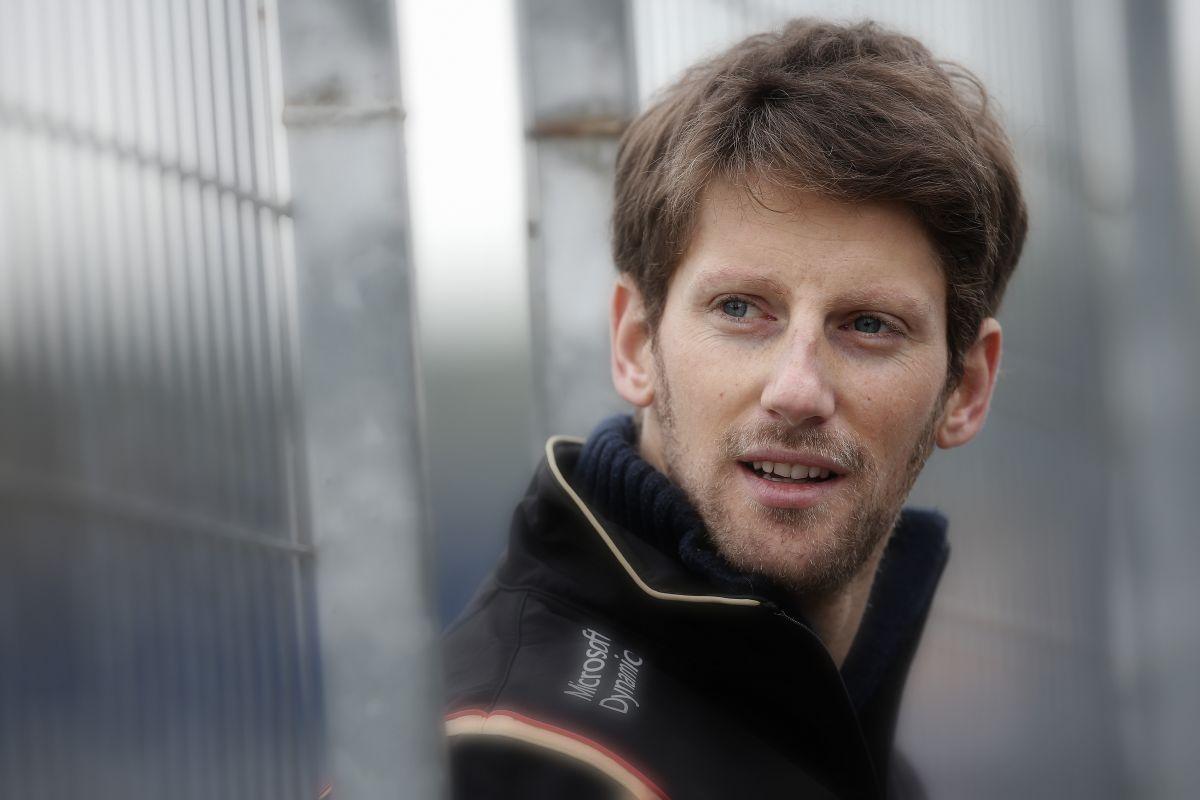 A Lotus sokaknak meglepetést okozhat, állítja Grosjean