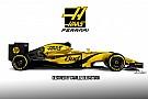 Egy újabb variáció a Haas F1 Team festésére: Bud, mint főszponzor, arany színben!