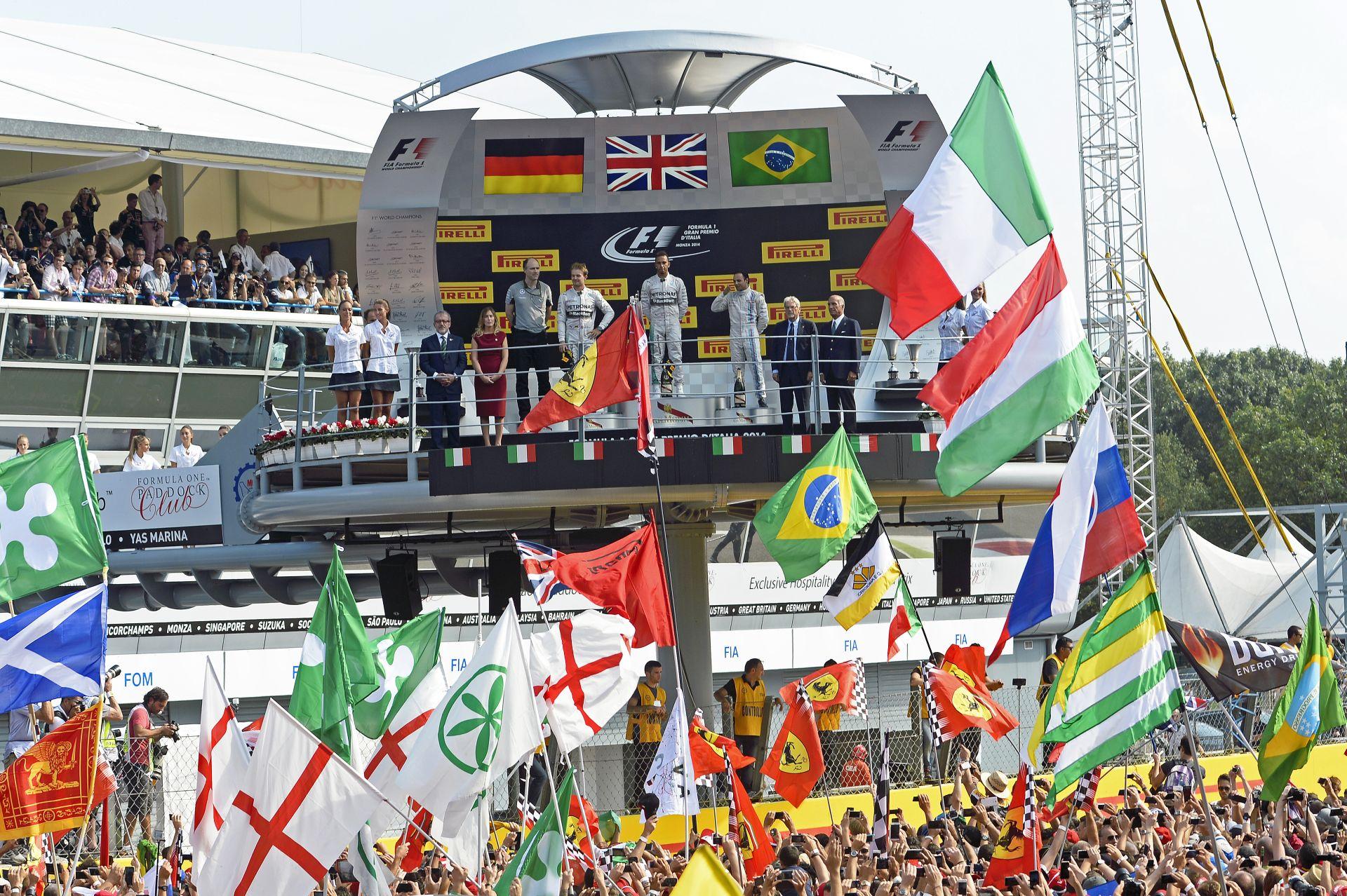 Nincs minden veszve, van esély arra, hogy Monza a Forma-1-ben maradjon