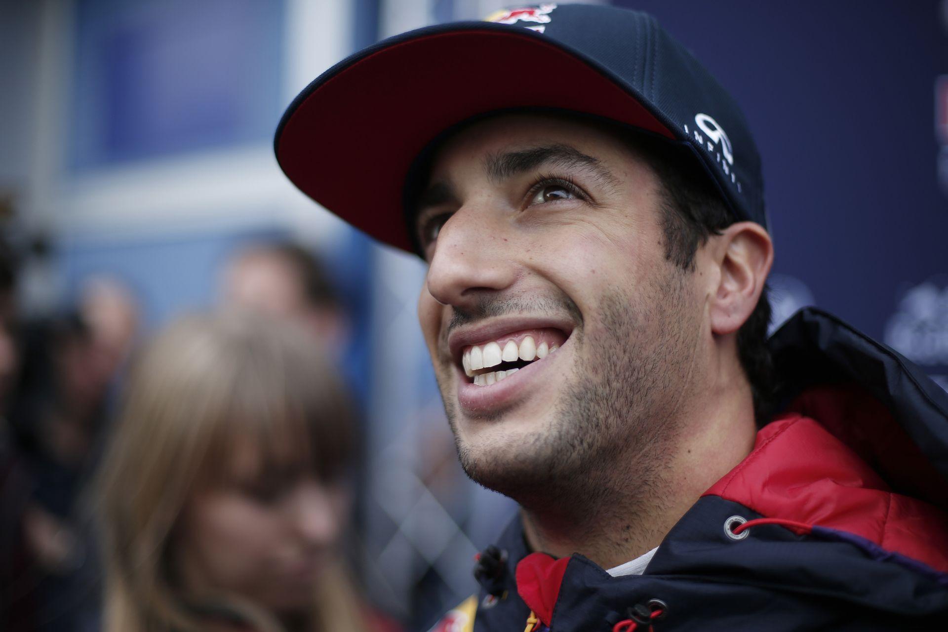Ricciardo 2014-es F1-es szezonja: Azonnal legyőzte Vettelt