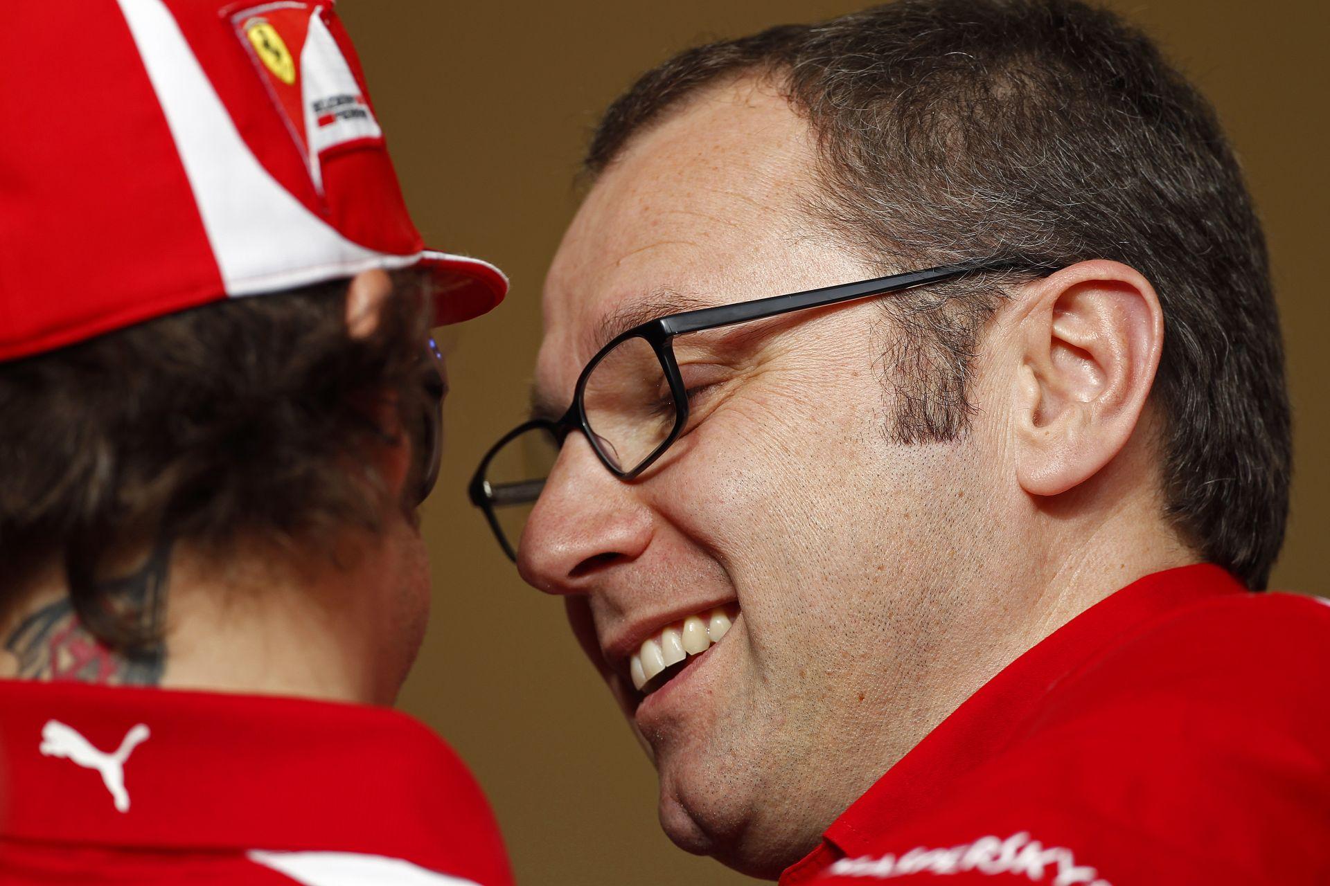 Alonso áll Domenicali távozása mögött a Ferrarinál?