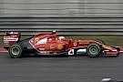Alonso örül a jó eredménynek, Raikkönen nem túl beszédes
