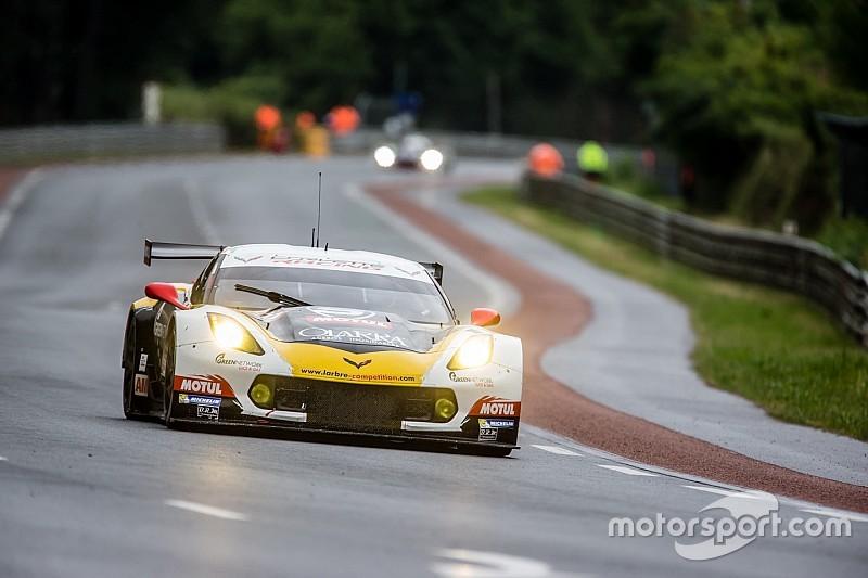 Il team Larbre sostituisce l'infortunato Ruberti con Belloc per Le Mans