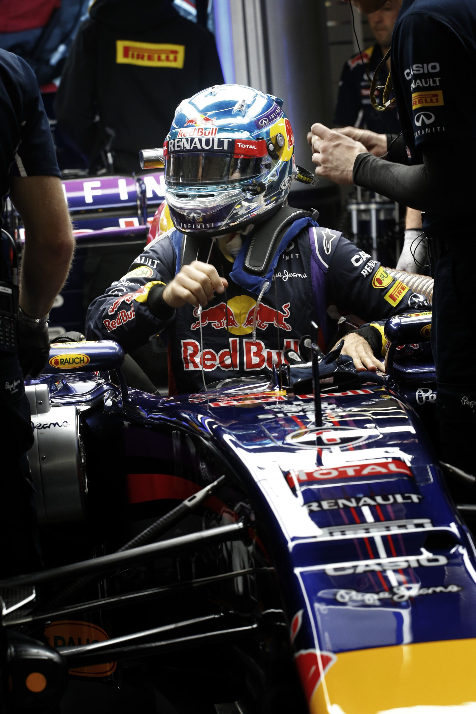 A Red Bull egy verhetetlen gépet akar Vettel alá adni
