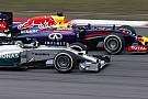 A Mercedes menekülne, a Red Bull támadna