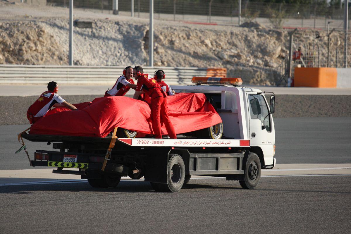 Képek az utolsó F1-es tesztnapról: a technika többekkel kibabrált, jöhet Melbourne!