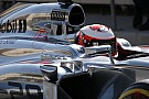 Magnussen, aki visszavonultathatja Buttont a McLarennél