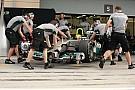 Fejlesztések a Mercedesnél: - 2 tized, de a rendkívül rövid orr megbukott