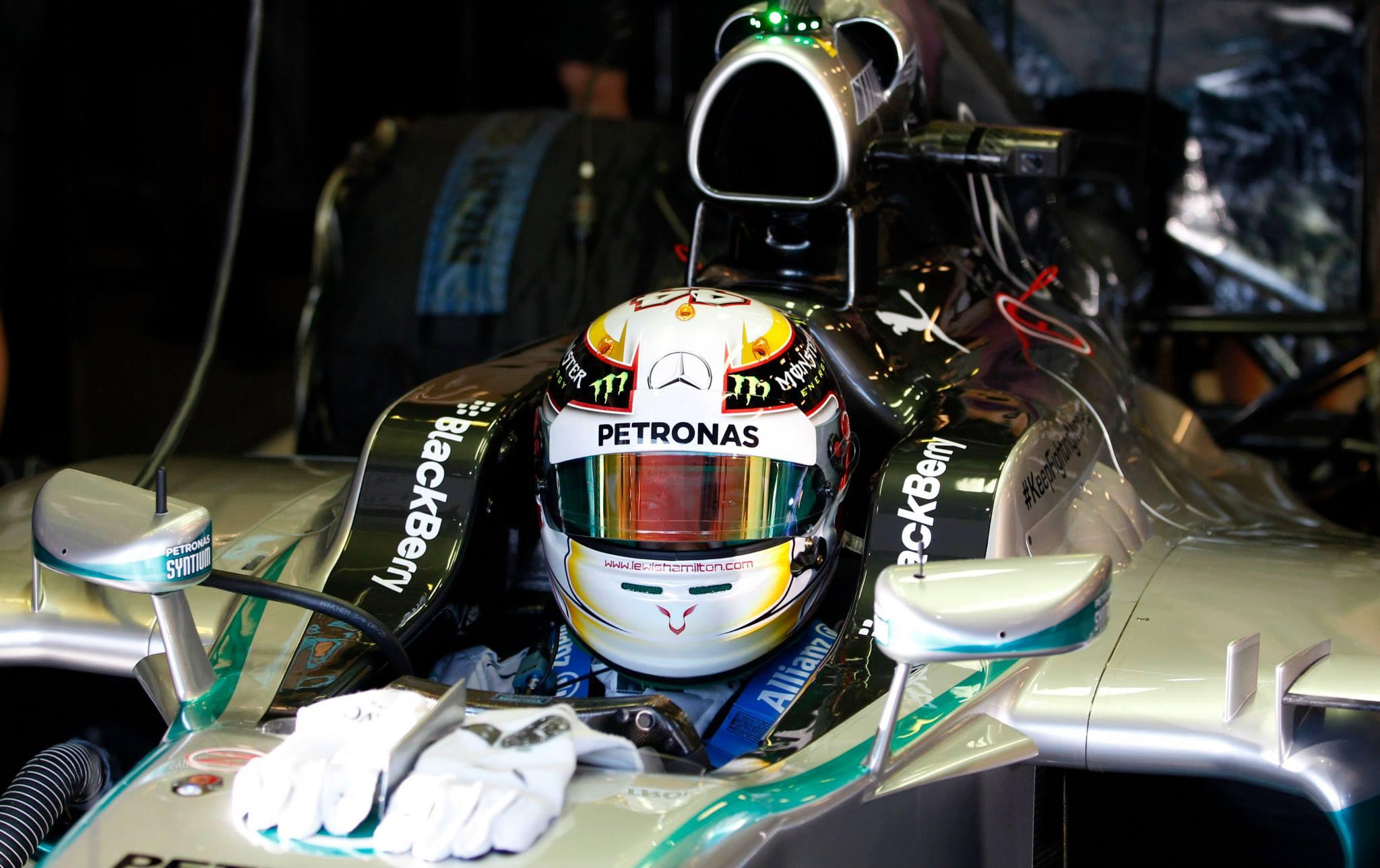 Hamilton és Ricciardo nagyon boldog, addig Rosberg kevésbé