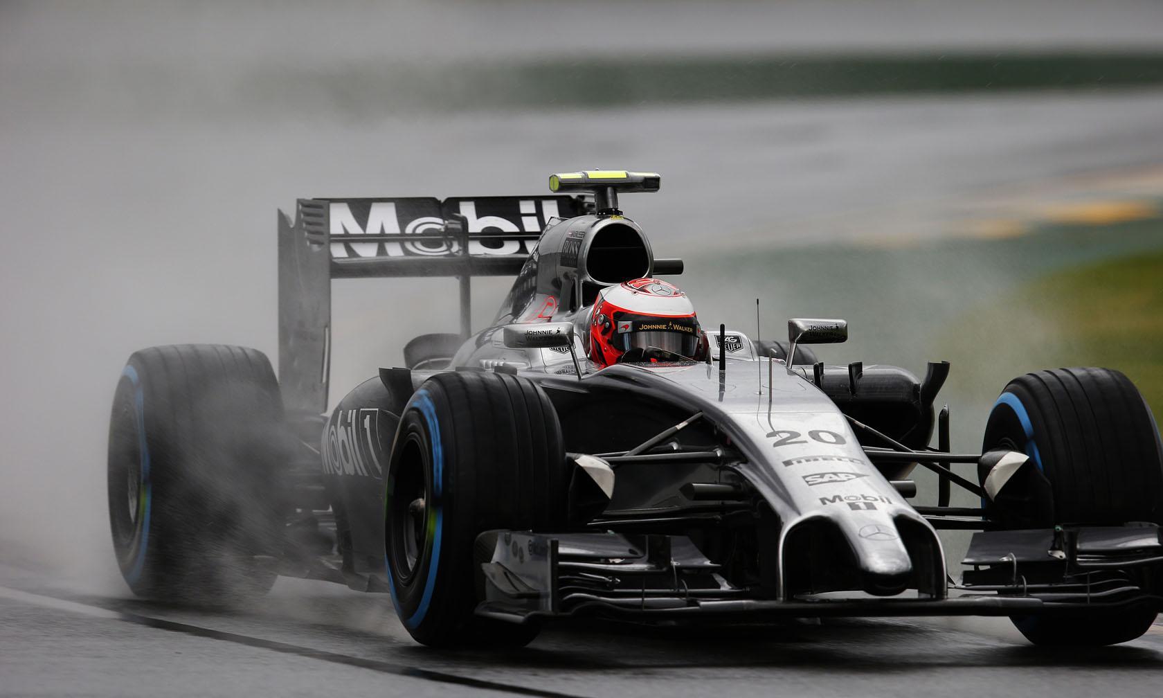 Magnussen azonnal dobogóra állt a McLarennel: Hamilton 2.0?