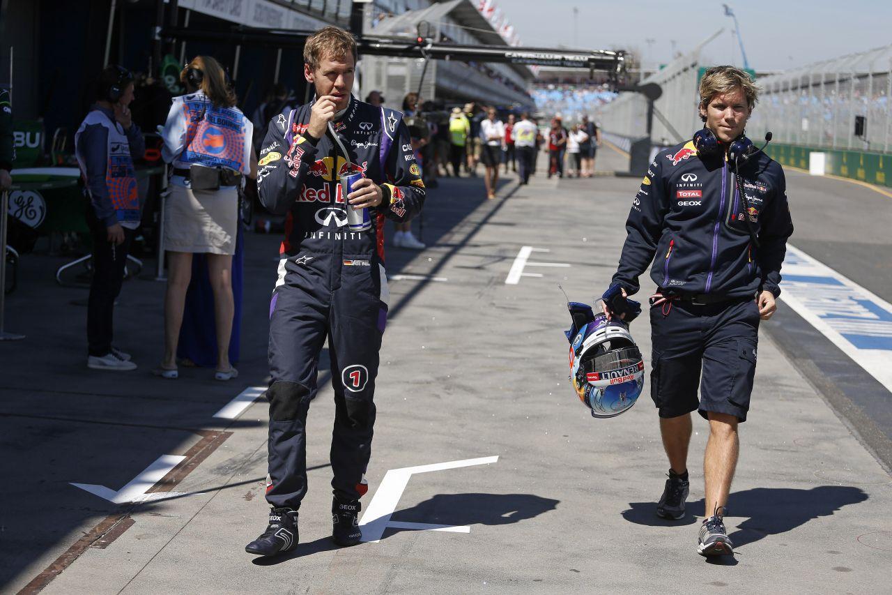 Vettelnek tetszik a vadász szerepe: sok fejlesztés érkezik Malajziába