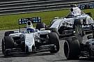 Bottas sajnálja, hogy Massa nem fogadott szót Malajziában