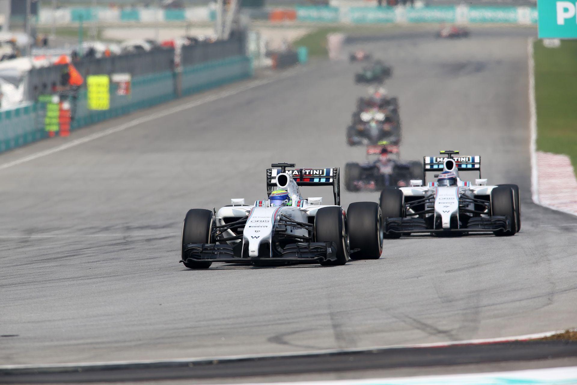 Williams: Megbeszéltük Massával és Bottasszal a dolgot!