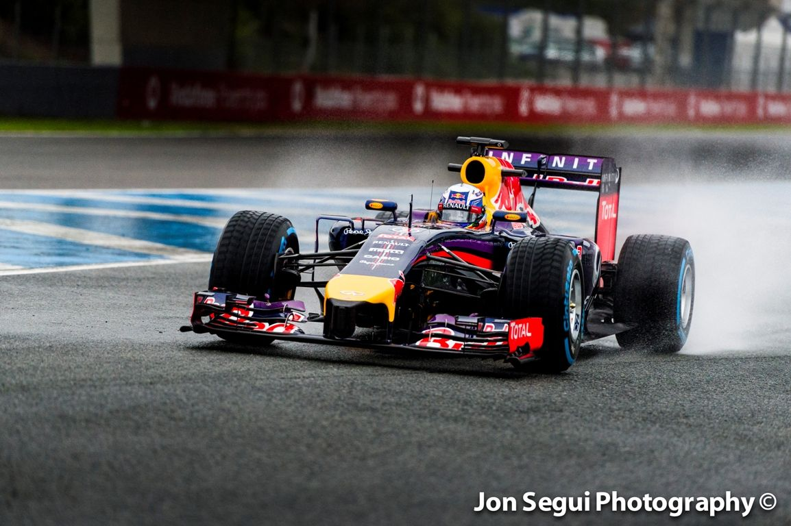 Red Bull: Nyugalom, nincs nagy gond az új autóval!