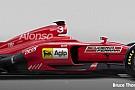 Ilyen lenne Alonso hibrid F1-es Ferrarija: Egy elképesztő konstrukció