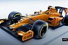 Egy nagyon igényes és profi alkotás: Így nézhetnek ki a 2014-es F1-es autók