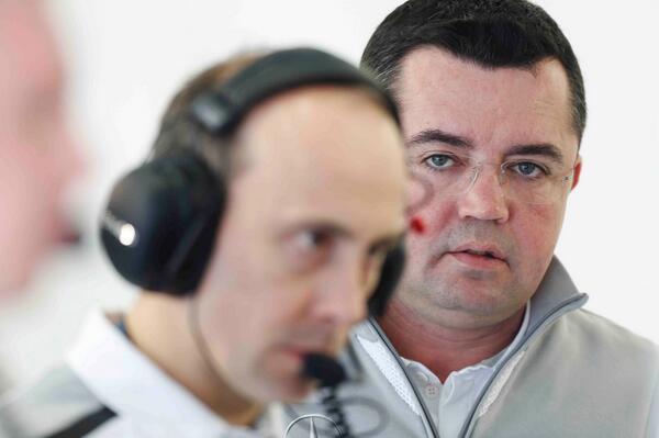 Boullier, aki csapatfőnök is, meg nem is: csak a cím elfogadható cél a McLarennek