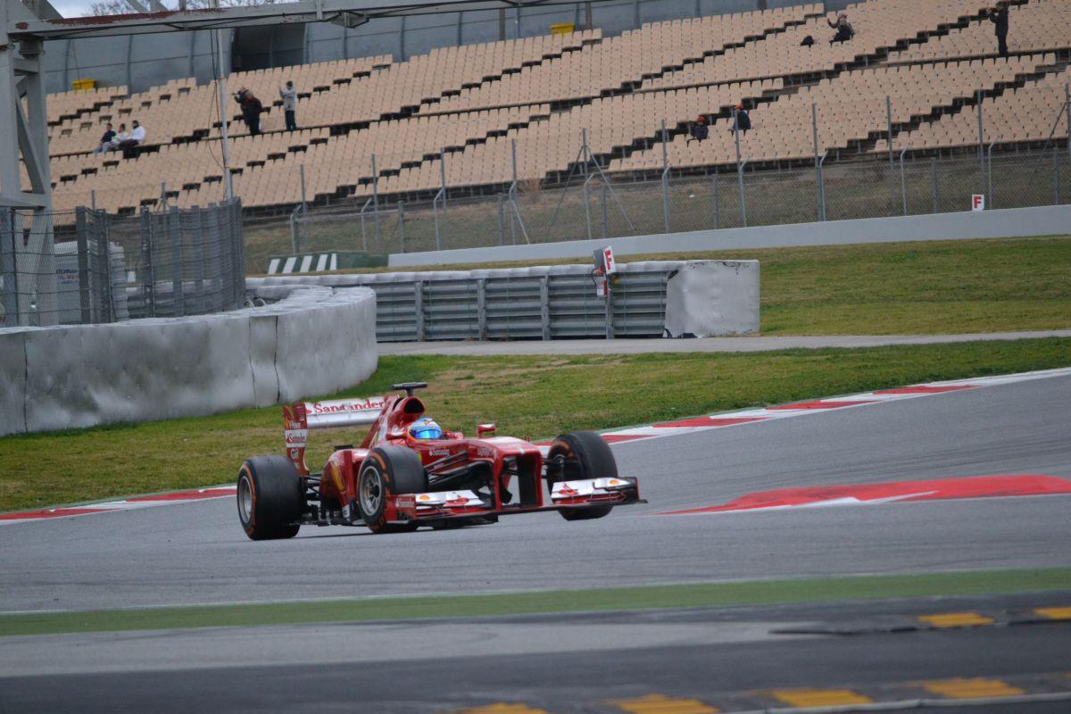 Alonso: ezen a hétvégén kiderül, mit tudunk a pályán