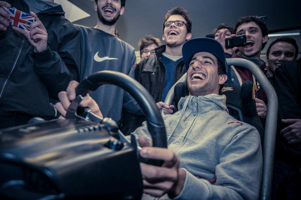 Ricciardo lehetőséget kap a Red Bullnál: egyelőre csak egy teszt erejéig