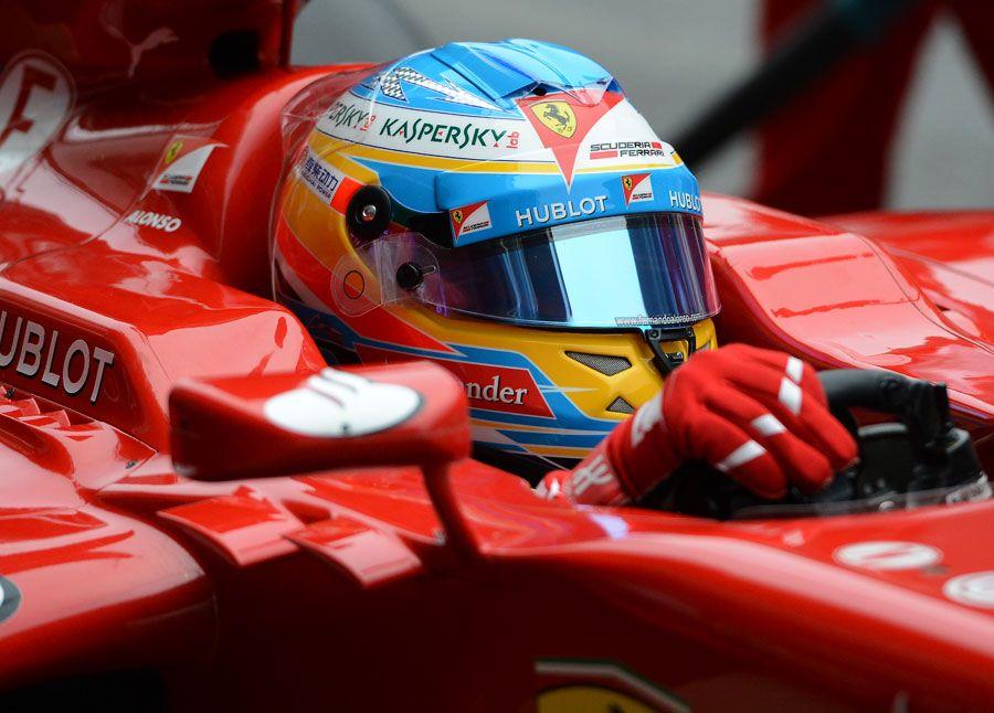 Megromlott Alonso kapcsolata a Ferrarival?