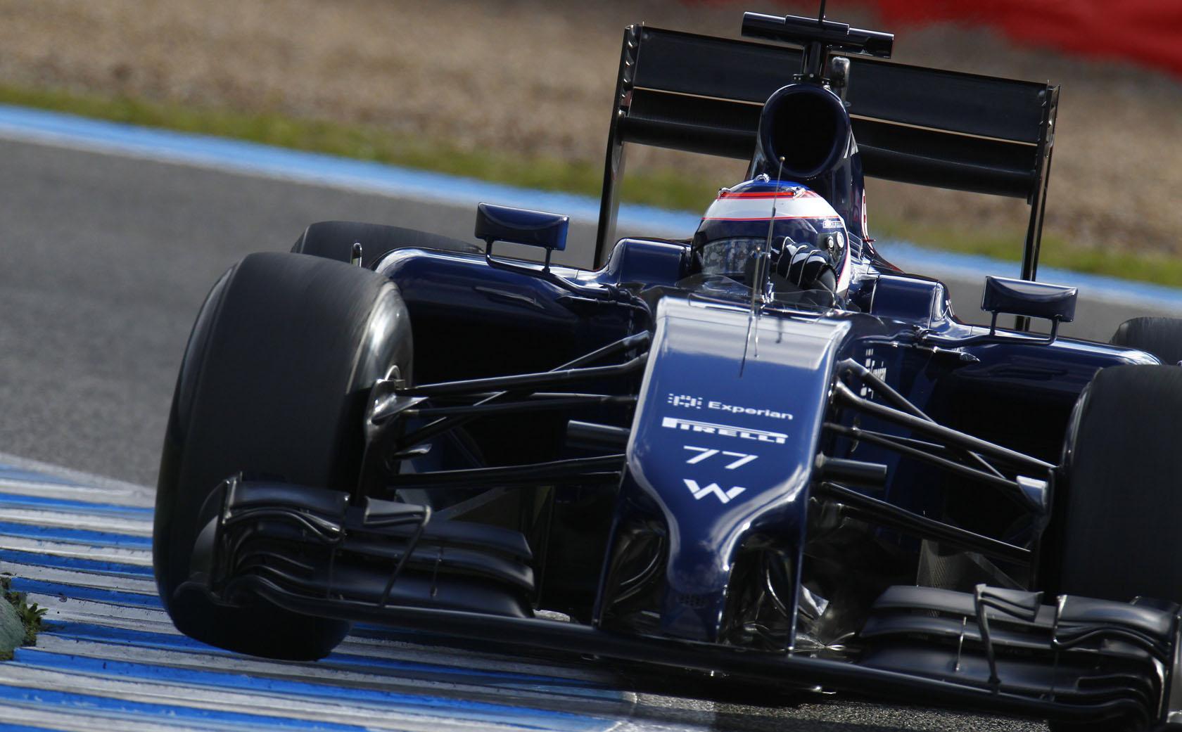 Jerez: Kövesd élőben a harmadik F1-es tesztnapot (ÉLŐ)