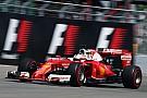 Vettel positief na eerste dag in Montreal, Raikkonen de weg kwijt