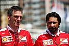 ¿James Allison podría dejar Ferrari?