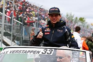 Fórmula 1 Noticias Verstappen elegido Piloto del Día en Canadá