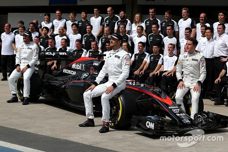 McLaren no pensará en su pareja de pilotos hasta septiembre
