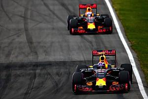 Formule 1 Actualités Les difficultés de Red Bull dues aux faibles températures