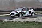World Rallycross Kettős kihívással indul Kiss Pál Tamás EB szezonja