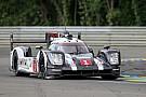 Пара Porsche впереди в тренировке
