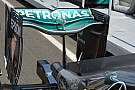 Технічний брифінг: Заднє антикрило Mercedes W07