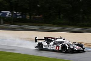 Le Mans Reporte de calificación La lluvia permite a Porsche mantener la pole position