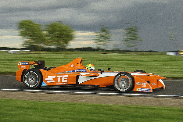 Formula E A Snetterton il primo test del powertrain made-in-Andretti!