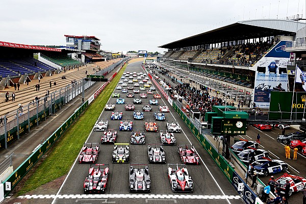 La grille complète des 24 Heures du Mans 2016