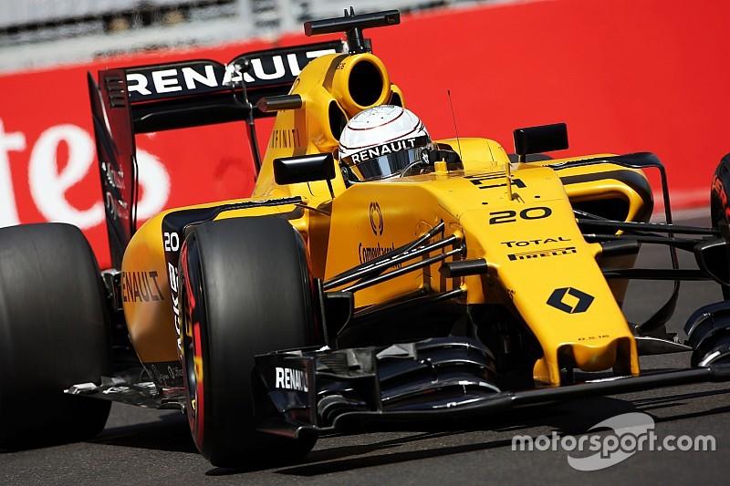 """Magnussen: """"Grand Prix van Europa veredelde test voor Renault"""""""
