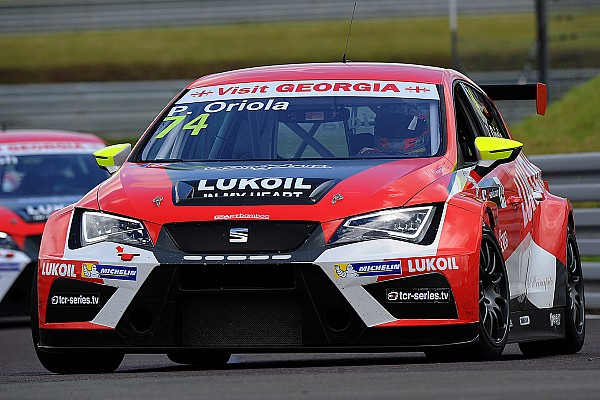 TCR TCR Oschersleben: Pepe Oriola domineert tweede race