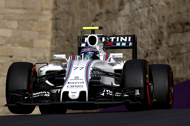 Bottas admite que lo de Williams