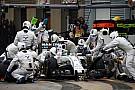 A Baku la Williams ha eguagliato il pit stop più rapido della storia!